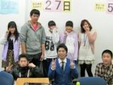 生徒と講師の仲が良い教室です