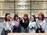 INGNIが好きな方、大歓迎♪:*:・゜スタッフは20代中心の女の子です:*:・゜