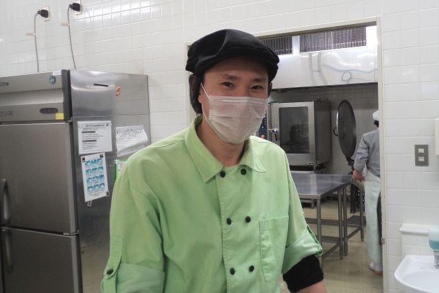 未経験から活躍できる調理補助スタッフ!