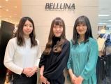 ベルーナはチームワーク重視★みんなで協力して素敵なお店を作りましょう!