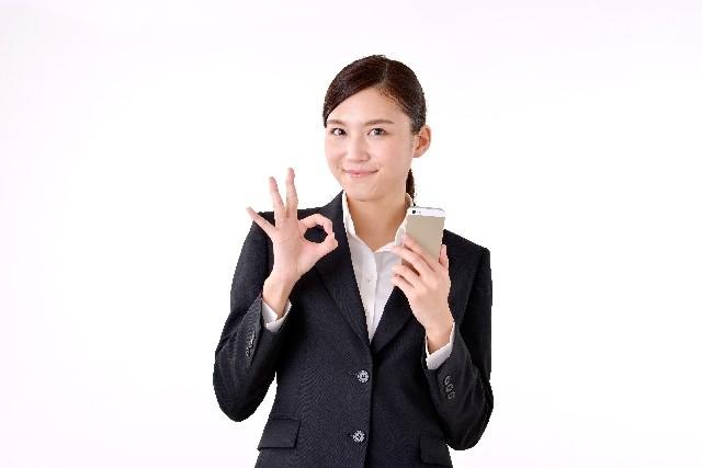 携帯に詳しくなくてもOK◎知識は後から付いてきますよ!