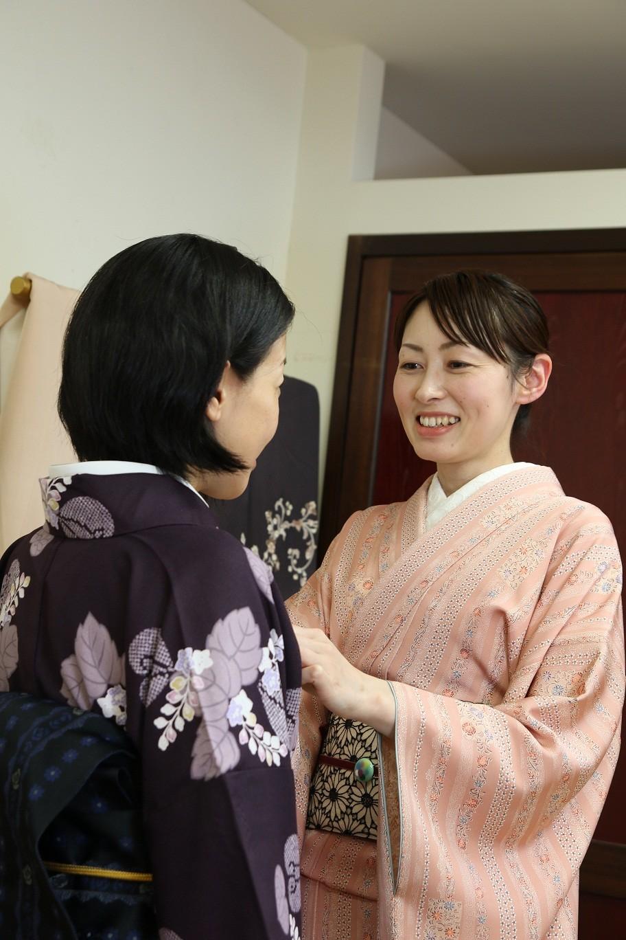 きものや和文化のすばらしさを、一緒に発信していきましょう!