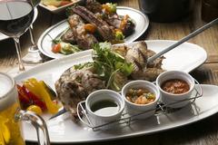 こだわりの食材を使った創作イタリアン料理が自慢!