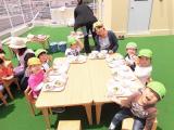 アスク武蔵小杉保育園 給食スタッフのイメージ