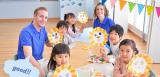 キッズデュオ 東灘校 英語による学童保育のイメージ