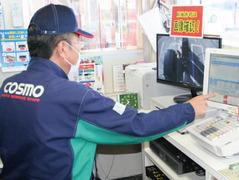 コスモ石油 セルフピュア弥富サービスステーション(ID:to0177091321-9)-1のイメージ