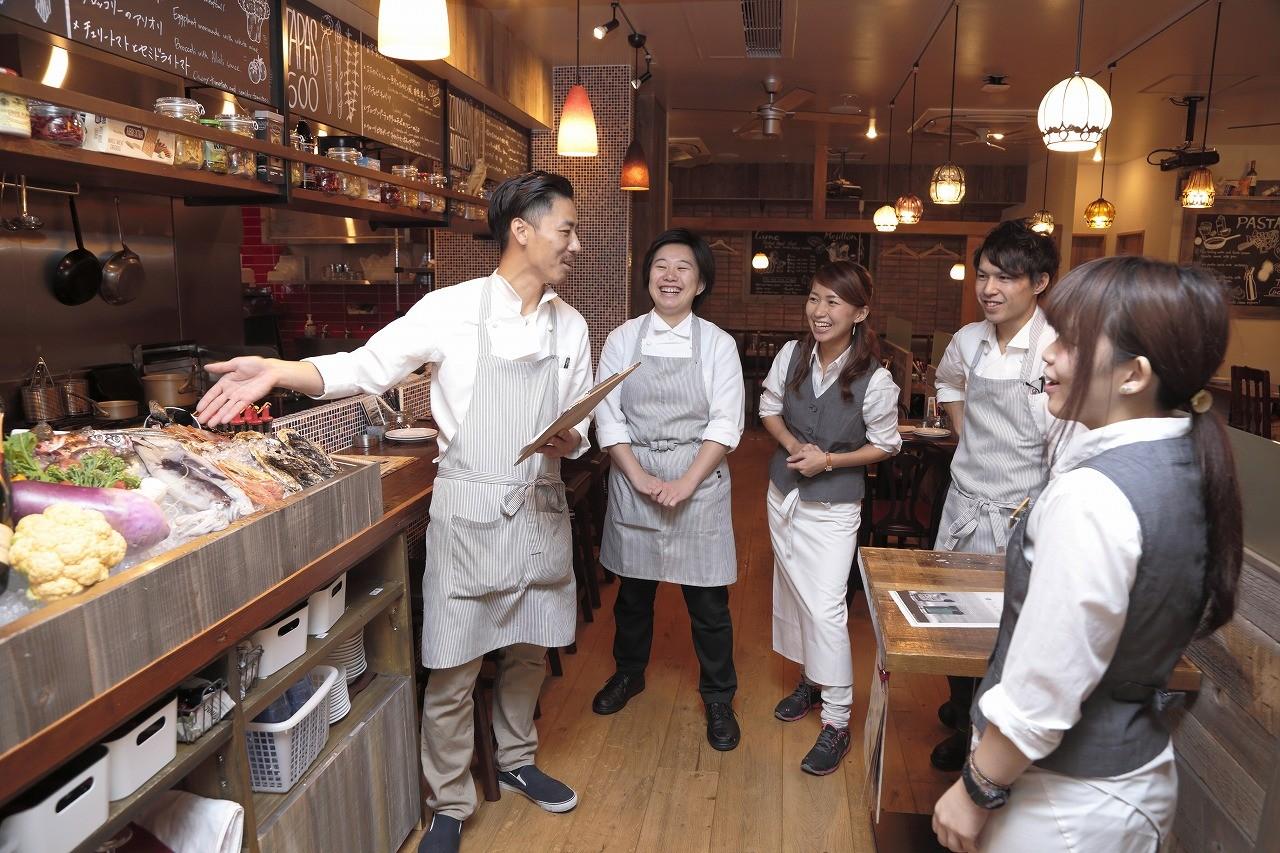 炭火イタリアン Azzurro520+caffe 西葛西店のイメージ