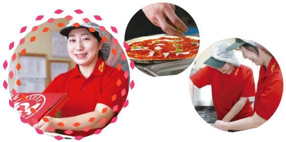 宅配ピザ 10.4(テン.フォー) 千歳中央店 のイメージ