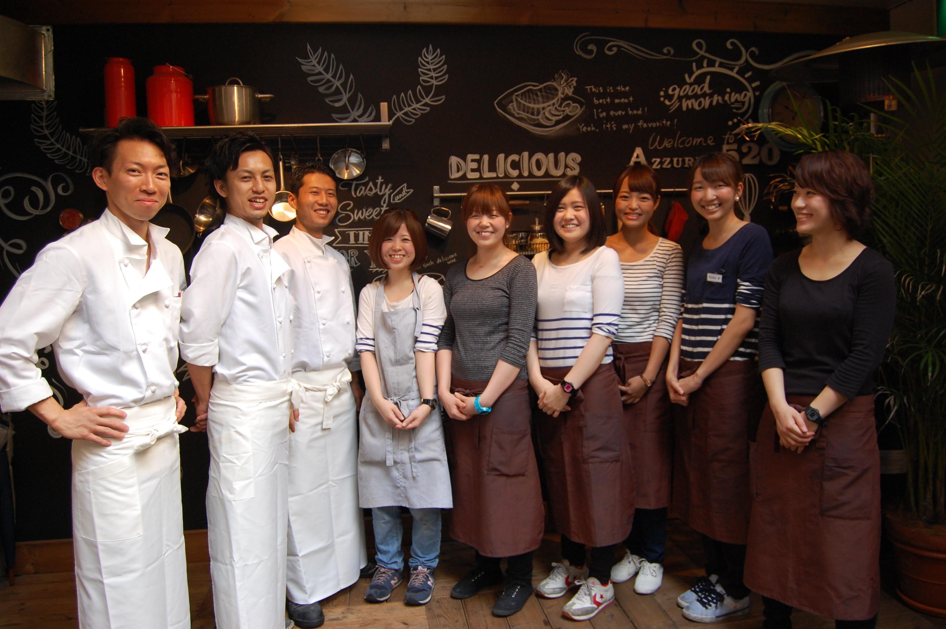 スパニッシュイタリアンAzzurro520+Caffe 田町店のイメージ