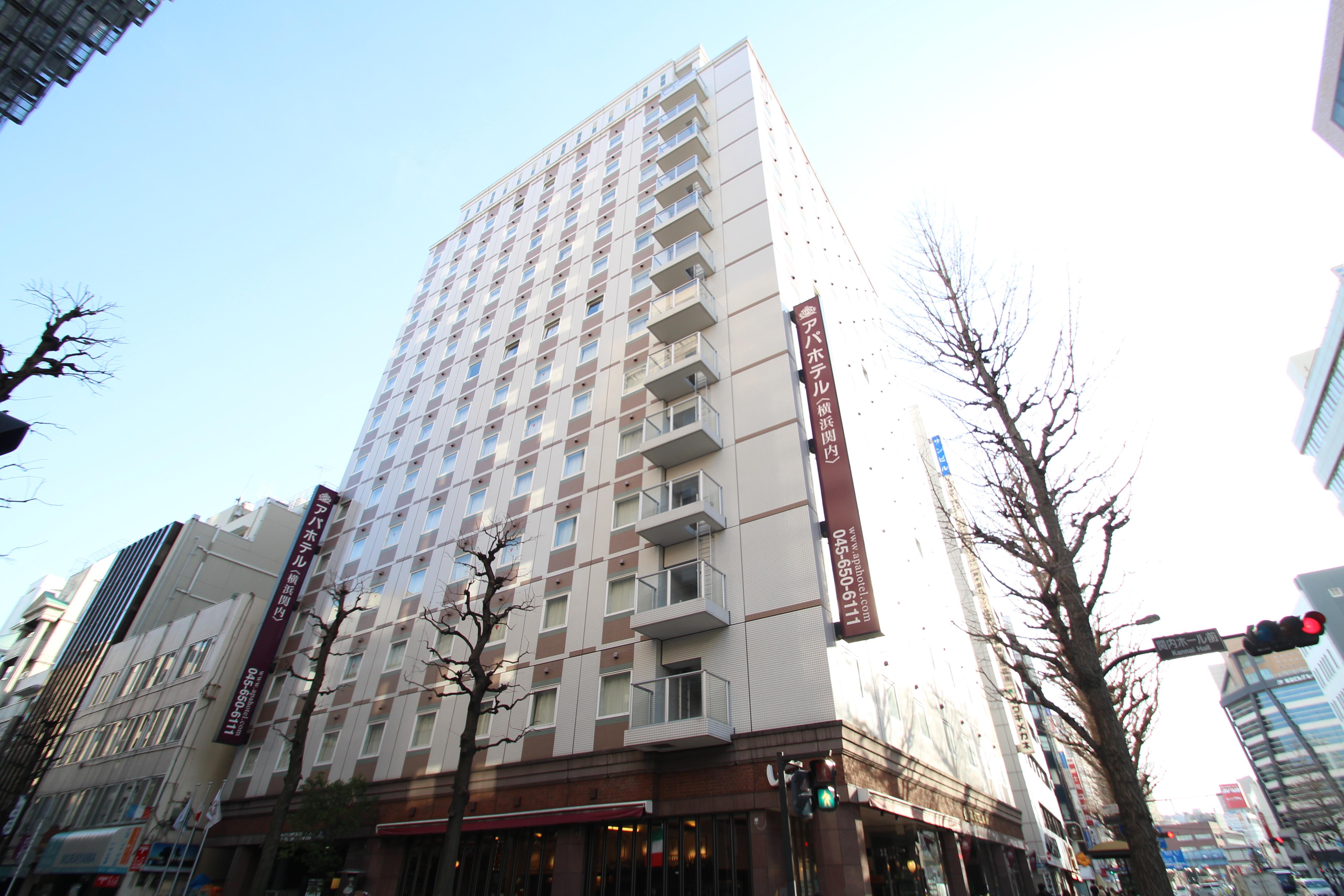 アパホテル〈横浜関内〉 のイメージ